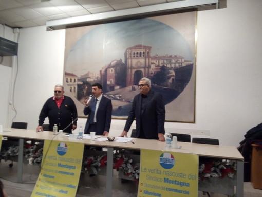 Elezioni a Moncalieri, altro colpo di scena: i Moderati correranno da soli, Viscomi candidato sindaco