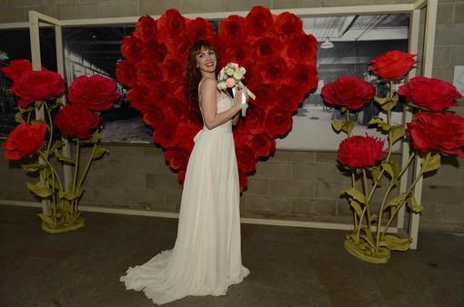 Sfilate wedding fashion, iniziative e grifts per le coppie di sposi