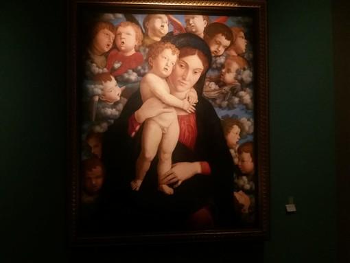 """Lo splendore di Mantegna """"offuscato"""" dal presidio in piazza. Appendino: """"Una sfida per la città"""" (FOTO)"""
