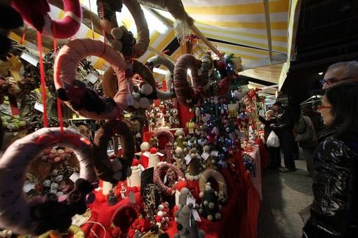 Mercatino di Natale dell'associazione Vivere