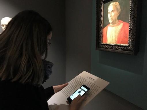 Stasera percorso accessibile anche a ciechi e ipovedenti della mostra dedicata ad Andrea Mantegna