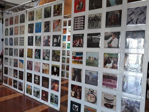 """Rock in mostra alla Bela Rosin, il primo disco """"salvato"""" saranno gli Who (FOTO)"""