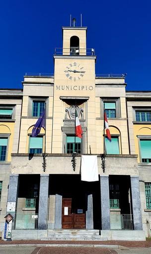 Il municipio di Venaria