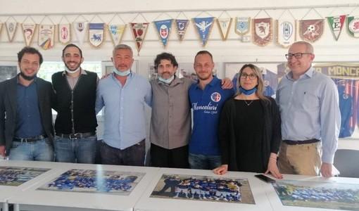 nascita nuovo Moncalieri Calcio 1953