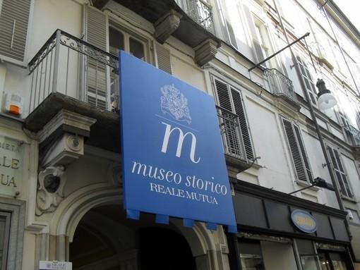 Il Museo Storico Reale Mutua inaugura l'anno scolastico 2019/2020