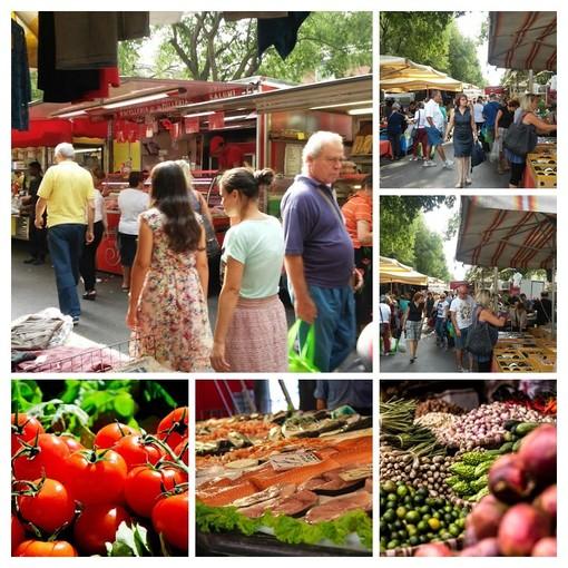 Il mercato di Santa Rita