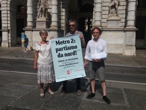 Partenza da Torino Nord, la soddisfazione del Comitato Metro Linea 2
