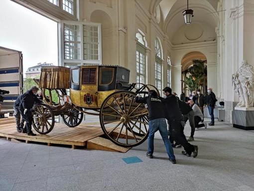 carrozza di napoleone