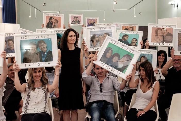 Foto tratta dalla pagina Facebook dell'artista Rosalba Castelli