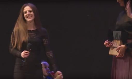 La torinese Lisa Barillà vince il Macchianera Internet Awards 2019