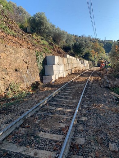Maltempo in Piemonte e Liguria: operative da domani tutte le linee ferroviarie