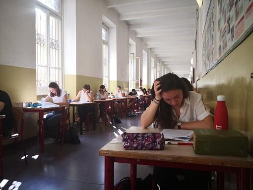 A Torino il via alla Maturità 2019: prova di italiano per 17.584 ragazzi [FOTO]