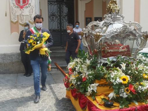 Moncalieri rende omaggio alla reliquia del Beato Bernardo, il suo santo patrono