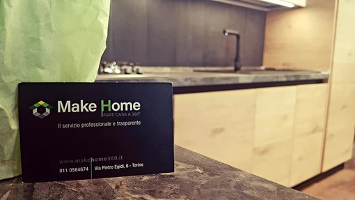 MakeHome 360: per la casa, trasparenza e qualità dall'arredamento alla ristrutturazione