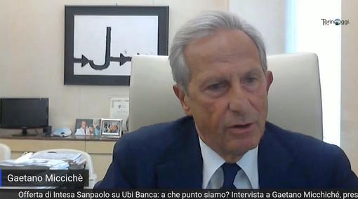 Ubi Banca, dopo Victor Massiah è Gaetano Micciché il nuovo consigliere delegato