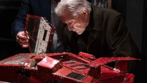 Il designer rivoluzionario che iniziò da una scatola di Meccano: Gandini in mostra al Museo dell'Automobile [FOTO]