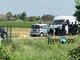 Incidente mortale con auto delle forze dell'ordine