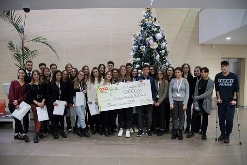 Nova Coop premia il merito dei giovani studenti delle superiori e dell'università