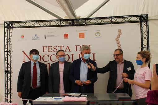 Inaugurata la 24esima Festa dei Nocciolini di Chivasso