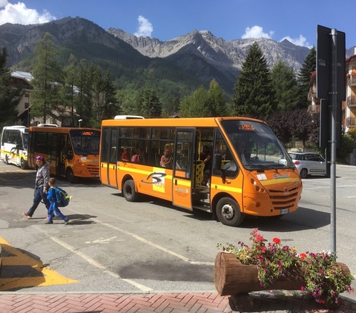 A Bardonecchia due nuove linee turistiche di trasporto urbano gratuite