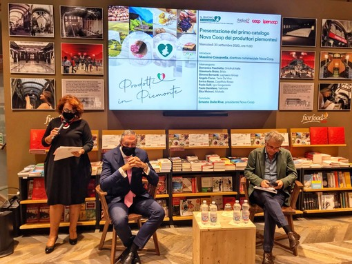 """Nova Coop punta sul """"made in Piemonte"""": un catalogo ad hoc per valorizzare i prodotti del territorio"""