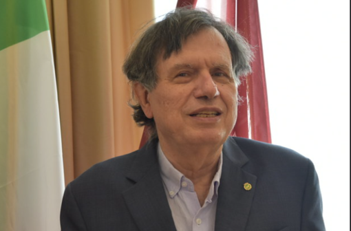 Il premio Nobel Giorgio Parisi