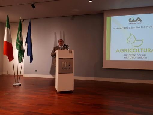"""L'assessore Chiorino ha incontrato i rappresentanti regionali della Cia: """"Agricoltura settore strategico per il Piemonte"""""""