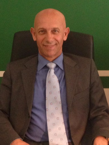 Vito Di Luca, presidente Federtennis Piemonte