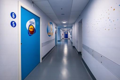 Reparto ospedaliero del Regina Margherita di Torino
