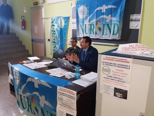 Il Nursind si mobilita per le criticità dell'Asl To4: primo presidio il 14 maggio a Ivrea