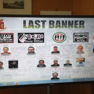 indagati del processo Last Banner