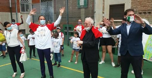 """Aprono gli oratori estivi, Cirio e Nosiglia: """"Giocate con amicizia e solidarietà"""" [FOTO E VIDEO]"""