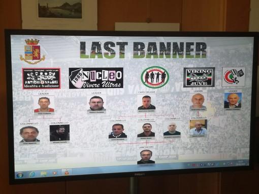 indagati nell'operazione Last Banner - foto di archivio