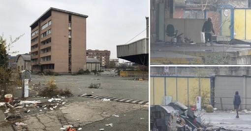 Droga e disperazione dentro l'ex Gondrand: la fabbrica abbandonata il nuovo Moi? [FOTO e VIDEO]
