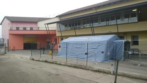 Coronavirus, decisa la chiusura notturna del pronto soccorso del San Lorenzo di Carmagnola
