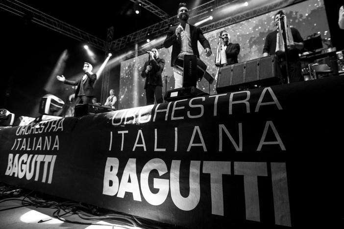 A Giaveno concerto gratis dell'orchestra Bagutti, prima serata con controllo del Green Pass