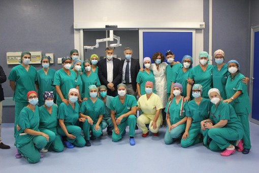 L'ospedale Oftalmico di Torino
