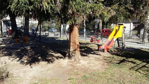 Torre Pellice, lavori in vista in piazza Muston: il parco giochi chiuso per una decina di giorni