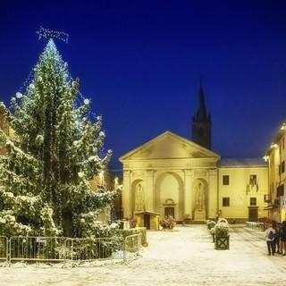 Piazza Sant'Agostino, Carmagnola