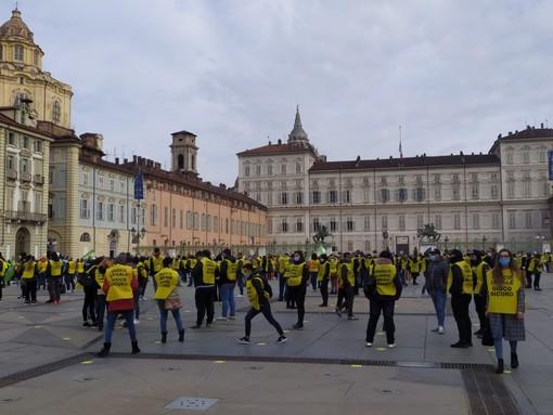 """AS.TRO e SAPAR denunciano:""""Norma ha fatto riemergere circuito illegale"""" (foto di manifestazioni precedenti)"""