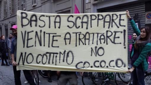 Presidio Foodora: ancora proteste da parte dei dipendenti