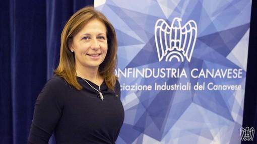 Patrizia Paglia, presidente di Confindustria Canavese