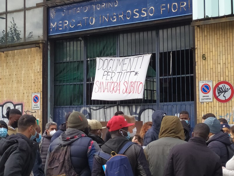 L Odissea Dei Permessi Di Soggiorno E La Beffa Della Sanatoria Vita Ordinaria Di Un Migrante In Italia Video Torino Oggi