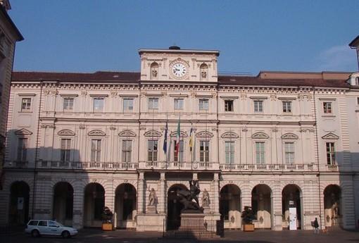 palazzo civico - foto d'archivio