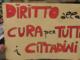 """Residenzialità psichiatrica, a Torino presidio fuori dal Consiglio regionale: """"Diamo voce a chi non ne ha"""""""