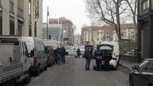 Blitz della Polizia Municipale