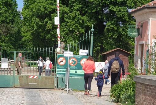 Coronavirus e ritorno alla normalità: con l'avvio della Fase 2 riapre il Parco La Mandria