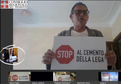 """Martinetti e il gruppo regionale del M5S: """"Riparti Piemonte è solo una colata di cemento"""""""