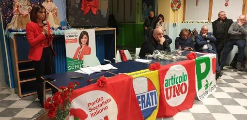 Si completa il puzzle verso le Comunali: il centrosinistra sostiene Rossana Schillaci come nuova sindaca di Venaria Reale [FOTO e VIDEO]