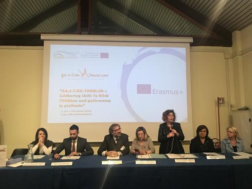 Tirocini in Europa per i ragazzi piemontesi che escono dall'alberghiero: presentato il progetto Erasmus +